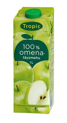 Tropic omenatäysmehu 1L