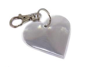 Pehmoheijastin sydän valkoinen