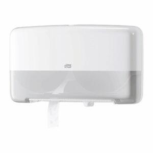 WC-paperiannostelija T2 valkoi
