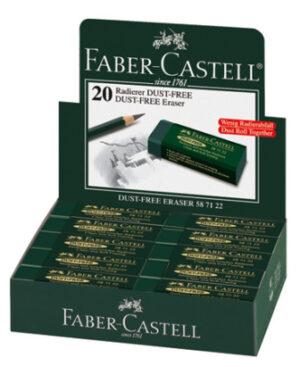 Pyyhemuovi Faber-Castell 190013