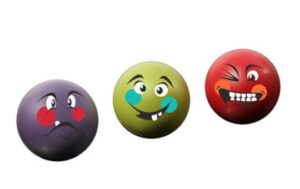 Anti-Stress Ball 3pcs