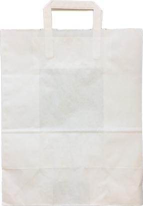 Paperikassi valkoinen, 90 g 616007