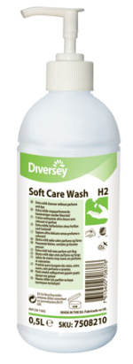 Soft Care Wash H2, 500 ml