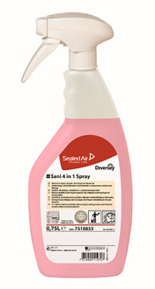 Sani 4in1 Spray 750 ml