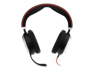 Jabra Evolve 80 MS stereo kuuloke+mikrofoni 150920