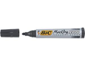 BIC 2000-09 huopakynä musta
