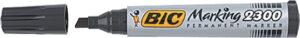 BIC 2300-09 huopakynä musta