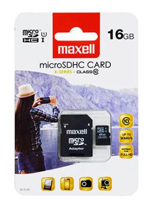 Muistikortti Maxell Micro SDHC 146449