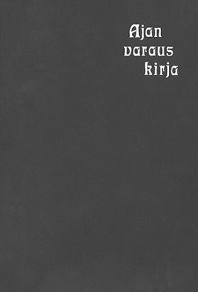 Ajanvarauskirja 100B A4 384 s. 117098