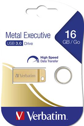 USB muisti Verbatim Gold 146444