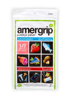 Amer minigrip 145x160mmx0,05 612091
