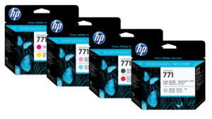 HP 771 Designjet Z6200 huolto 253006