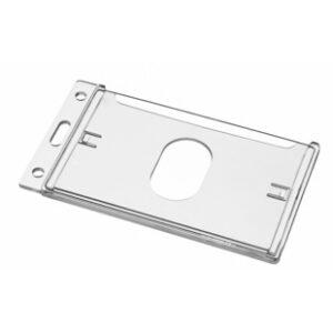 Henkilökortin suojakotelo pystymalli 54×86 mm kortille
