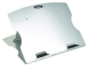 Kannettavan tietokoneen teline Desq metallia