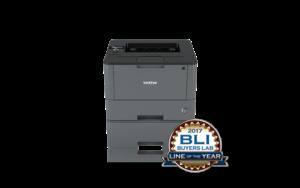 Brother HL-L5100DNT – mustavalkolasertulostin suurella paperikapasiteetilla