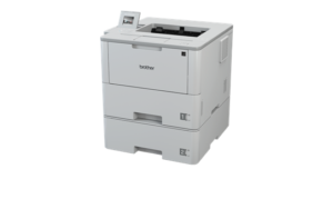 Brother HL-L6400DWT – mustavalkolasertulostin lisäpaperikasetilla
