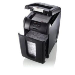 Asiakirjatuhooja REXEL AUTO+ 130M MicroCut (P5), paras tietoturvaluokka