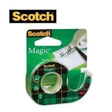 Asiakirjateippi Scotch 8-1975D 19 mm x 7,5 m ja katkaisulaite  6/pak