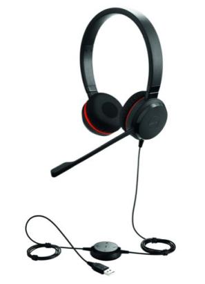 Jabra Evolve 30 MS stereo 150993