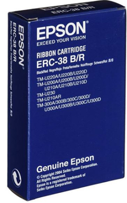 Värinauha Epson ERC-30/34/38 203191