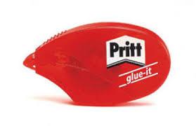 Liimarolleri Pritt Compact irroitettava liima 8,4mmx10m   5kpl/pak
