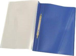 Esitekansio E466 sininen 124048