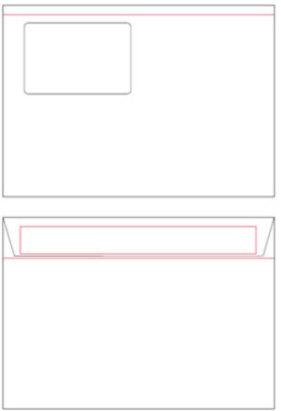 Isoikkunakuori C5 Tarra 104111