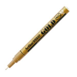 Riippupakattu kultakynä 0,8mm
