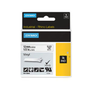 Dymo RhinoPro 12mm x 5,5m valk 204787
