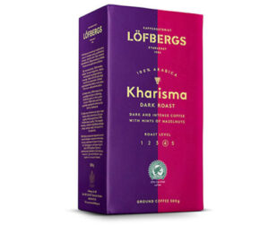 Kahvi Löfbergs Lila Kharisma 500 g