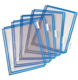 Tarifold tasku A4 sininen 144008