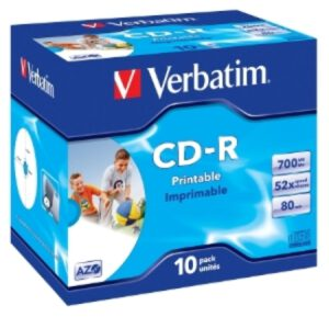 Verbatim CD-R 700Mb/80min 146338