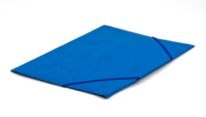 Kulmalukkokansio 108K sininen 124108