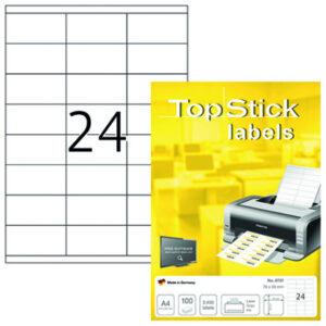 Tulostustarra Top Stick 1011724