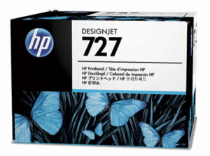 HP No 727 tulostinpää pakkaus 251859