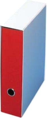 Kotelomappi A4 8cm pahvia PP 121102