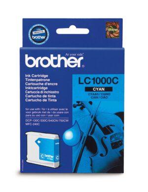 Brother LC1000C cyan 1002638