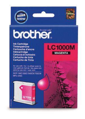 Brother LC1000M magenta 1002639