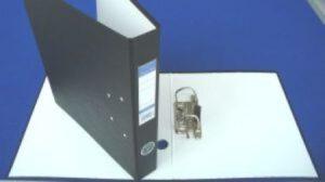 EKOmappi E400 musta 121098