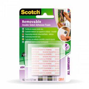 3M Scotch kiinnityspalat 231020