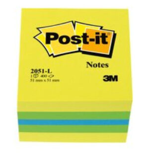 3M Post-it minikuutio 213203