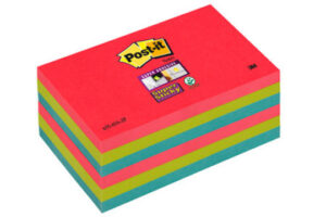 3M Post-it Super Sticky 655Bora Bora 213363