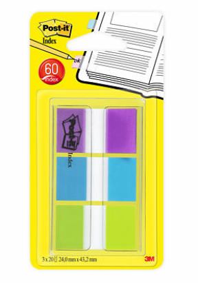 3M Post-it Index-teippimerkki 213174