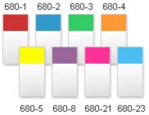 3M Post-it teippimerkki 680-1 213041