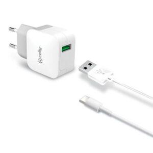 Celly matkalaturi Turbo+USB-C kaapeli 150636