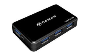 Transcend USB 3.0 4-PORT HUB TO USB 3.0 146500