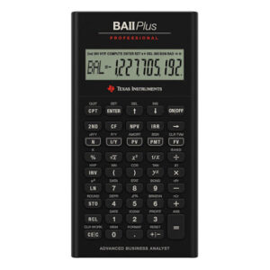 Talouslaskin TI BA II Plus Professional