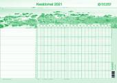 Lomavuosikalenteri 2021-2022 Quo Vadis, Ajasto