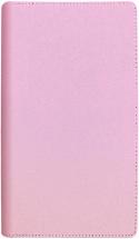 Taskukalenteri Origo kierre, vaaleanpunainen, 2021