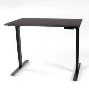 Pieni Sähköpöytä STT Elite Musta (kansi 120x60cm)